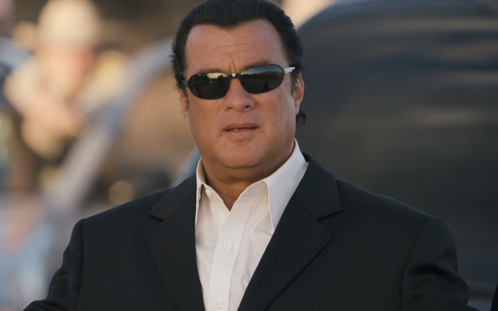 a biography of steven seagal an american actor He made a proposal to have american releases of tony jaa's thai smash-hit ong bak re-cut with actors steven seagal add all the tropes wiki is a fandom.