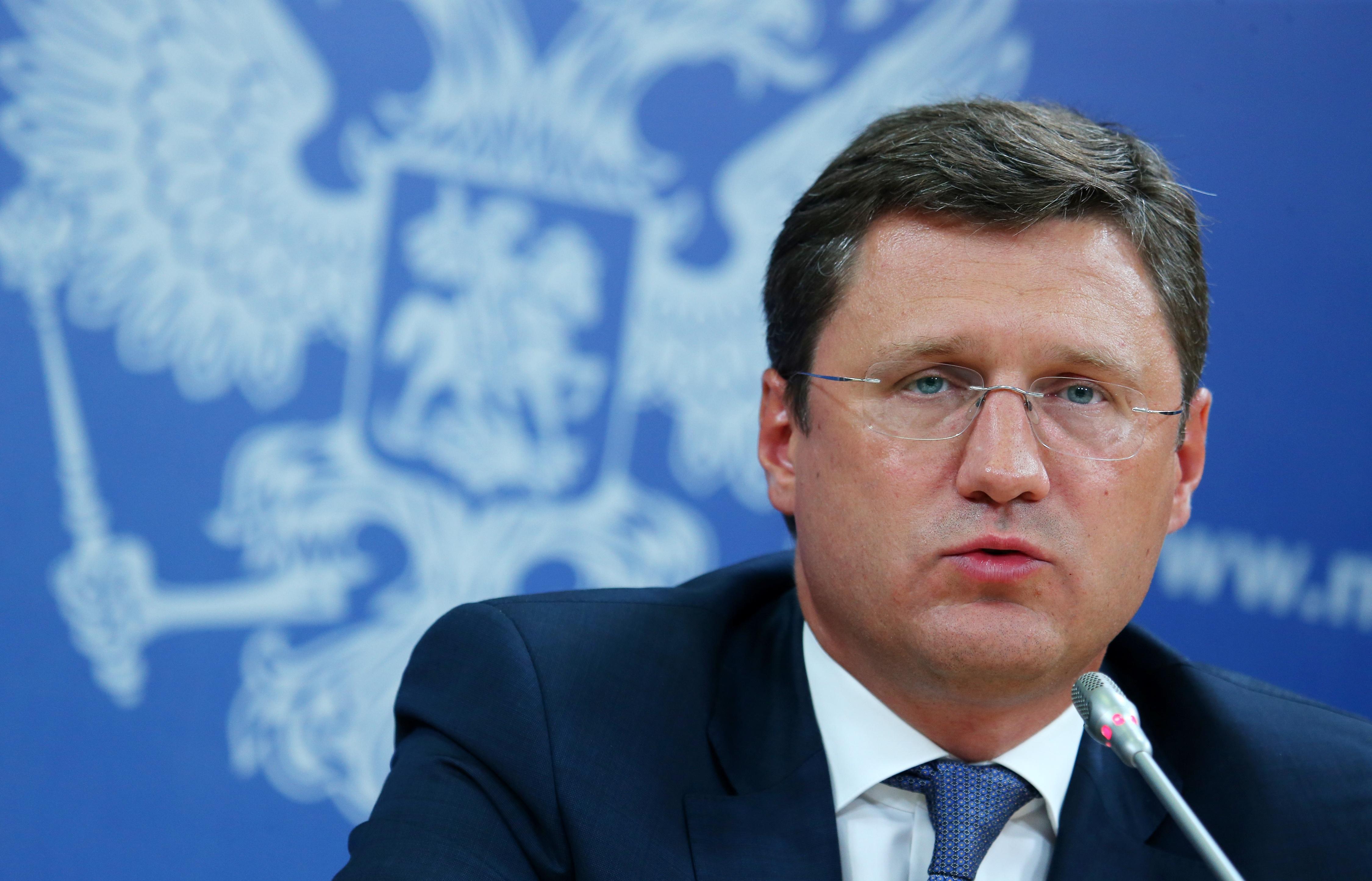 Новак прокомментировал сообщения о прекращении добычи газа в Крыму
