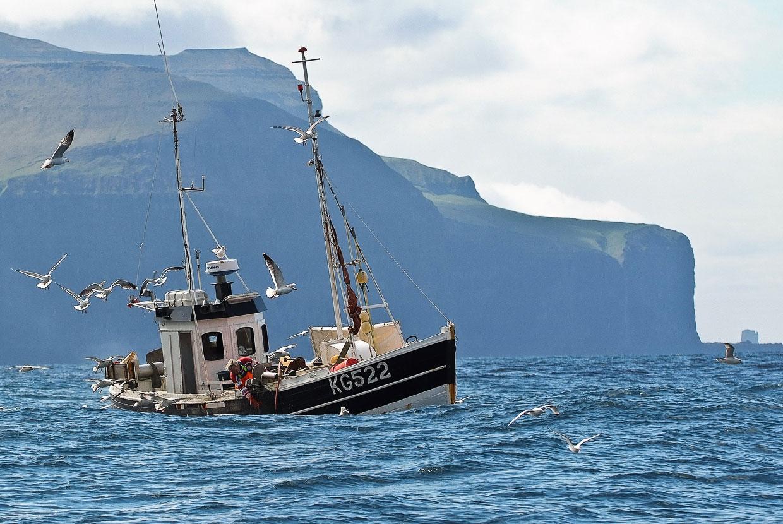 управление лодкой в норвегии
