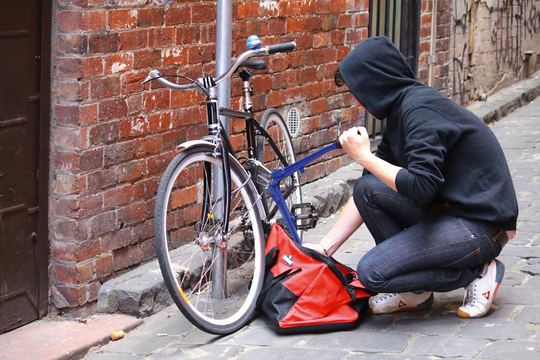 даже полиция профилактика краж велосипедов впрочем