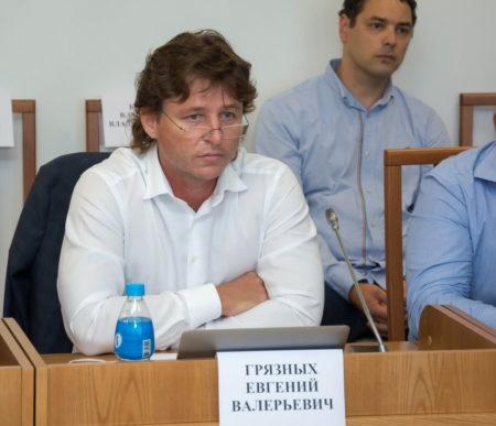 Евгений Грязных