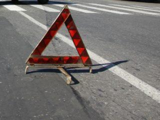 В Курске разыскивают автомобилиста, сбившего пешехода